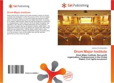 Couverture de Drum Major Institute