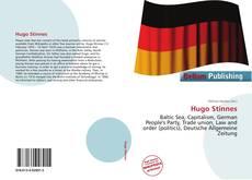 Обложка Hugo Stinnes