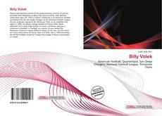 Bookcover of Billy Volek