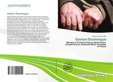 Bookcover of Gaston Doumergue