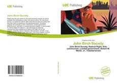 Capa do livro de John Birch Society