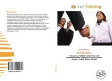Bookcover of Ed Zschau
