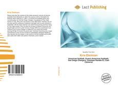 Buchcover von Kris Dielman