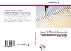 Buchcover von George W. Mitchell (Economist)