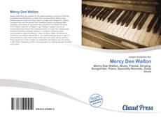 Обложка Mercy Dee Walton