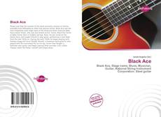 Bookcover of Black Ace