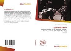 Couverture de Gabe Watson
