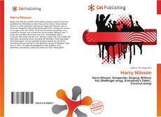 Bookcover of Harry Nilsson