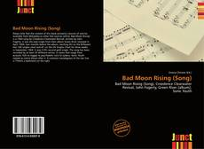 Bookcover of Bad Moon Rising (Song)
