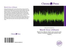 Bookcover of Mardi Gras (Album)