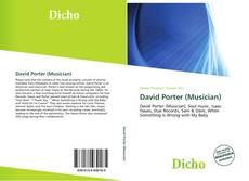 Portada del libro de David Porter (Musician)