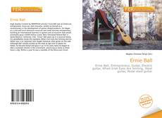 Bookcover of Ernie Ball