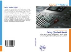 Bookcover of Delay (Audio Effect)