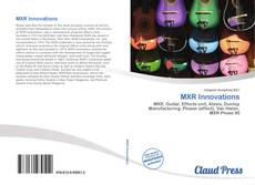 Capa do livro de MXR Innovations
