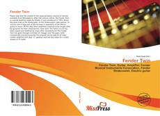 Bookcover of Fender Twin