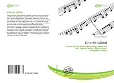 Bookcover of Charlie Gillett