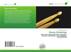 Buchcover von Danny Cummings