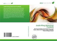 Bookcover of Justin King (American Football)