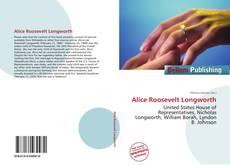 Обложка Alice Roosevelt Longworth