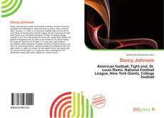 Buchcover von Darcy Johnson