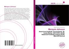 Bookcover of Marquis Johnson
