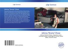 "Bookcover of Johnny ""Drama"" Chase"