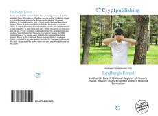 Lindbergh Forest kitap kapağı