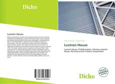 Bookcover of Lustron House