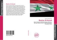 Bashar Al-Assad kitap kapağı