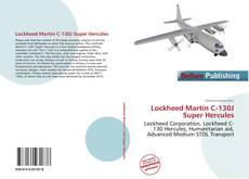 Обложка Lockheed Martin C-130J Super Hercules
