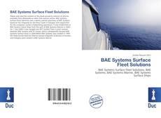 BAE Systems Surface Fleet Solutions kitap kapağı