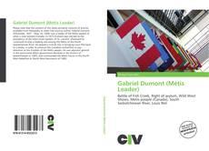 Borítókép a  Gabriel Dumont (Métis Leader) - hoz