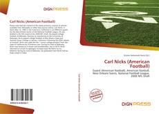 Обложка Carl Nicks (American Football)