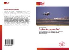 Bookcover of British Aerospace EAP
