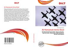 Bookcover of Al-Yamamah Arms Deal