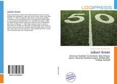 Buchcover von Jabari Greer