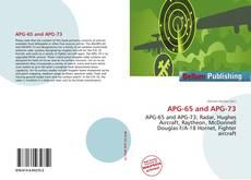 Обложка APG-65 and APG-73