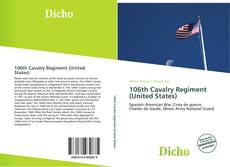 Bookcover of 106th Cavalry Regiment (United States)