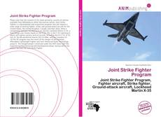 Обложка Joint Strike Fighter Program