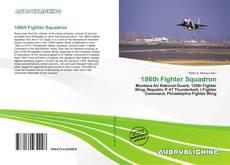 Bookcover of 186th Fighter Squadron