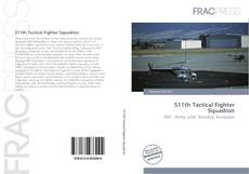 Bookcover of 511th Tactical Fighter Squadron