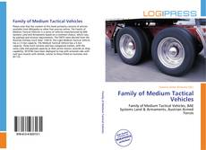 Bookcover of Family of Medium Tactical Vehicles