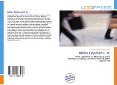 Bookcover of Miles Copeland, Jr.