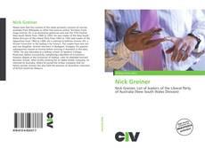 Nick Greiner的封面