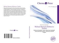 Borítókép a  Michael Bennett (Defensive Tackle) - hoz