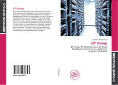 Bookcover of BT Group