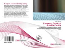 Bookcover of European Financial Stability Facility