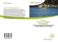 Bookcover of Aire and Calder Navigation