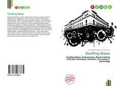 Copertina di Geoffrey Bawa