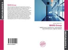 MARS Group的封面